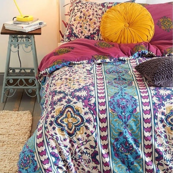 Urban Outfitters Bedding Uo Boho Twintwin Xl Duvet Cover Poshmark